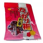 Ameixa japonesa crocante curtida-Kari kari Ume 70g