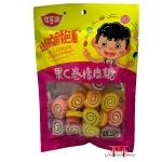 Bala doce  gelatina Caracol 120g
