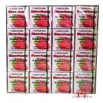 Chiclete sabor de Morango - Marukawa Fusen Gum Ichigo 48 packs