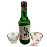 Kit Korea 1 - Soju+copinho