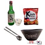 Kit Korea 4 - Soju, Sujeo, Shot, tijela (Korea), massa