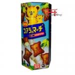 Biscoito c/recheio-Koala Chocolate Branco
