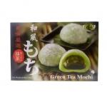 Mochi recheado sabor chá verde 210g