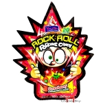 Rock Roll Popping Candy  Strawberry 30g