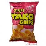 Salgadinho sabor Polvo - Tako Chips 60 g