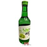 Soju Jinro Green Grape (uva verde) 360ml