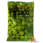 Bala  mastigavel de Uva verde 107g- Gummy Muscat