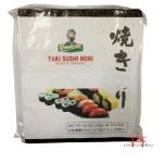 Alga Nori Tostado p/ Sushi, Temaki-Yakinori c/50