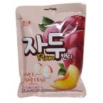 Bala coreana sabor Ameixa, 130g Plum Candy