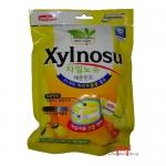 Bala de Xylitol sabor de Limão,  sem açúcar