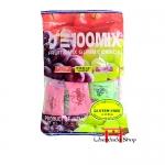 Bala gummy sabor frutas sortidas