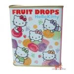 Balas Drops de frutas Hello Kitty
