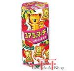 Biscoito c/Recheio de Morango-Lotte Koala Ichigo