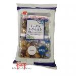 Biscoito de arroz com açucar mascavo-Karinto