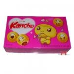 Biscoito recheado com chocolate - Lotte Kancho
