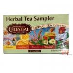 Chá de ervas com 5 tipos