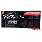 Chocolate amargo com Biscoito-Alfort Mini black