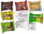 Chocopie e Custard, kit doces coreanos diversos (10 itens)