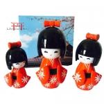 Conjunto de bonecas Japonesas – Kokeshi