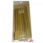 Espeto de Bambu estilizado (20 unid)