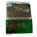 Folhas de Alga Marinha Nori Tostado p/ Sushi, Temaki – Yakinori