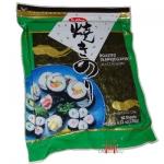 Alga Nori Tostado p/ Sushi, Temaki-Yakinori 50f -Sukina
