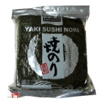 Alga Nori Tostado p/ Sushi, Temaki c/50F Silver