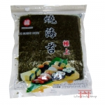 Folhas de Alga Nori Tostado p/ Sushi, Temaki-Yakinori 50f