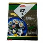 Folhas de Alga Nori Tostado p/ Sushi, Temaki-Yakinori