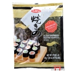 Folhas de algas marinhas Nori tostado-Yakinori