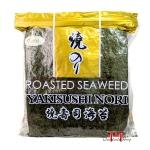 Folhas de algas marinhas yakinori 50f