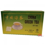 Fujian China Green Tea 2gX100 bags