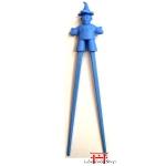 Hashi Palhacinho azul - 1 par