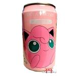 Jigglypuff sparking Water - Pokemon drinks