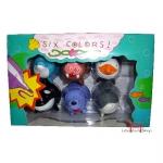 Jogo de Canetinhas Sea Life (06 cores )
