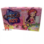 Kit chocolate com biscoito