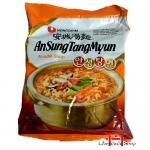 Macarrão Instantâneo sabor vegetais-AnSung Tang Myun