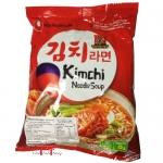 Macarrão lamen coreano-Kimchi picante