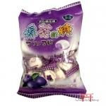 Marshmallow com recheio sabor Blueberry