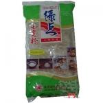 Massa alimentícia de soja verde - Harussame