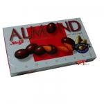 Amêndoas cobertos de Chocolate