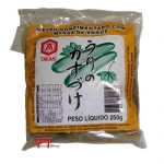 Melão japonês em massa de arroz-Uri Kassu