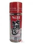 Mistura de pimentas em pó-S&B Togarashi