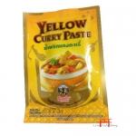 Pasta de Curry Amarelo 50g