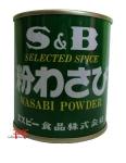 Raiz Forte em pó lata 35g - Wasabi