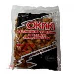 Salgadinho Torrado Arroz e Gergelim - OKaki 100 g