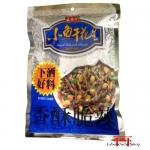 Salgadinho de Peixe seco Iriko com amendoim 80g
