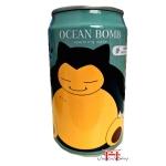 Snorlax sparking Water - Pokemon drinks
