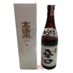 Takashimizu Seisen Karakuchi - 720 ml