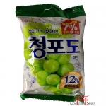 Bala de uva verde 119g